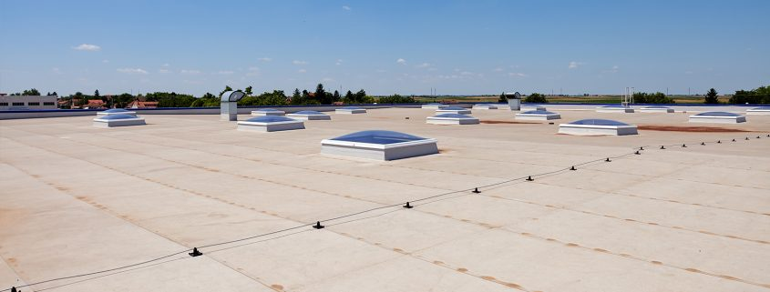 Commercial Roofing In Youngstown Ohio New Replacement