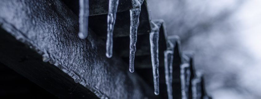 ice build up